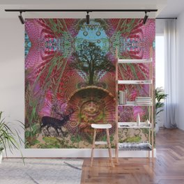 The Magic of the Etrusks Wall Mural