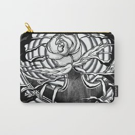 Rose and anchor Carry-All Pouch