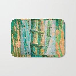 Expressive Bamboos Bath Mat