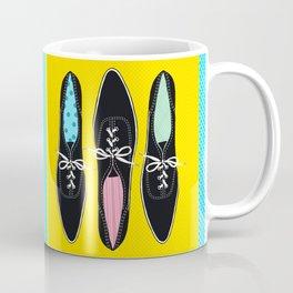 Original Keds Classics More Or Less Coffee Mug