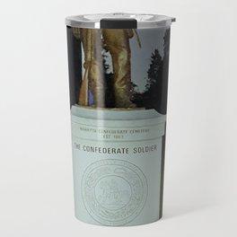 Civil War Monument Travel Mug