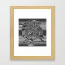mary vicodin Framed Art Print