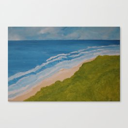 sea-scape Canvas Print