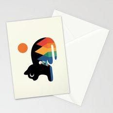 Moonlight Serenade Stationery Cards