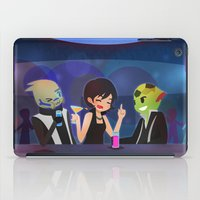 garrus iPad Cases featuring Mass Effect - Tuxedo Night [Commission] by Choco-Minto