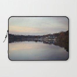 Boat House Row, Philadelphia Laptop Sleeve