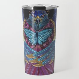 Eagle Totem Travel Mug