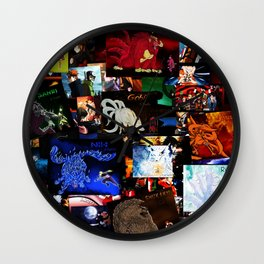 bijuu and jinchuuriki Wall Clock