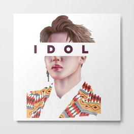 Idol vs03 Metal Print