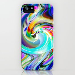 Abstract Perfection 31 iPhone Case