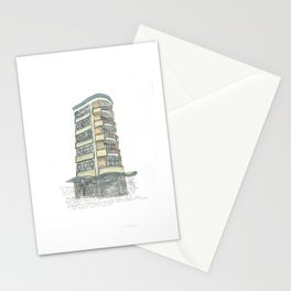 85 Victoria St. Wellington Stationery Cards