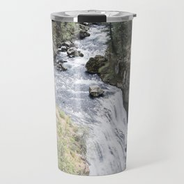 A Shortcut (McCloud Falls) Travel Mug