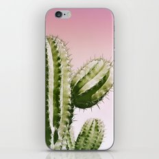 Love Cacten iPhone & iPod Skin