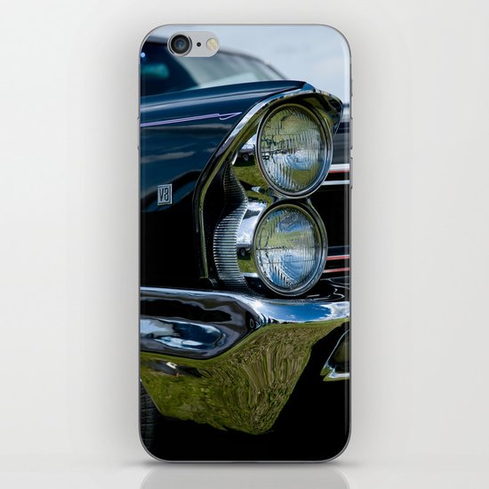 Pontiac Parisienne iPhone & iPod Skin
