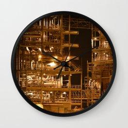 Ocotillo Power Plant Wall Clock