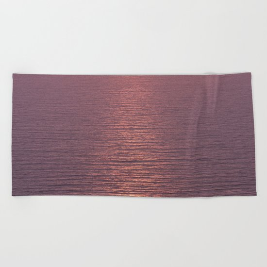 Expectation Beach Towel