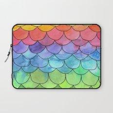 Rainbow Scales Laptop Sleeve