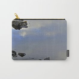 Floating Stones Carry-All Pouch