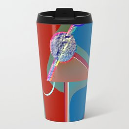 PLAYING VOLLEYBALL Travel Mug