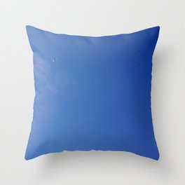 Hang Gliders Paradise Throw Pillow