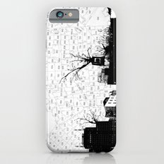 NYC splatterscape iPhone 6s Slim Case
