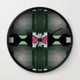 Digital Playground #1.2 Wall Clock