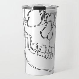 Skeleton Boy Travel Mug