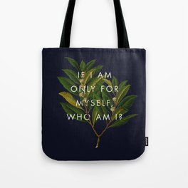 The Theory of Self-Actualization II Tote Bag