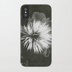 peony Slim Case iPhone X