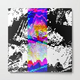 KD ON Metal Print