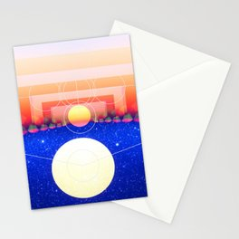 Annular Aspects Stationery Cards