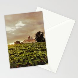 Saint Peters Soybeans Stationery Cards