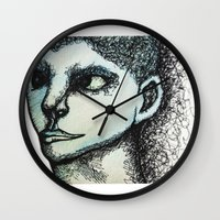 avatar Wall Clocks featuring Avatar by MelPetrinack