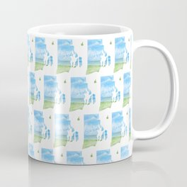 Rhode Island Home State Coffee Mug