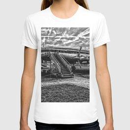 Lockheed L1049 G Super Constellation T-shirt