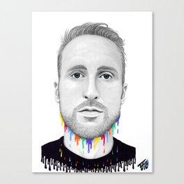 Freddy Todd Canvas Print
