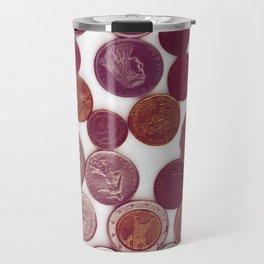 coin money collection Travel Mug