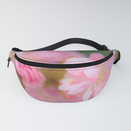Into the Pink by Reay of Light Photography Fanny Pack