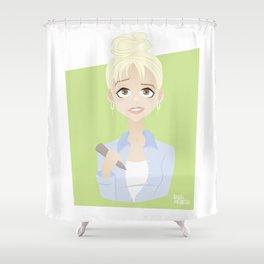 Buffy Shower Curtain