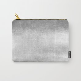 Silver Paint Carry-All Pouch