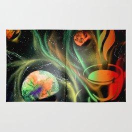 Space Coffee Rug
