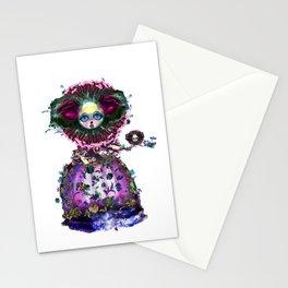 Beasts of Botanica - Black Mourning Bride's Extravagant Wedding Stationery Cards