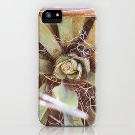 Centered I iPhone Case