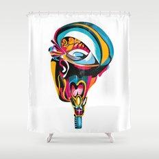 Anatomy Gautier v4 Shower Curtain