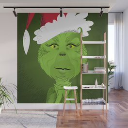 How The Grinch Stole Christmas Wall Mural
