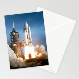 Space Shuttle Columbia - First Launch 1981 Stationery Cards
