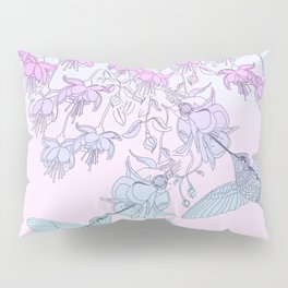 Hummingbirds Pillow Sham