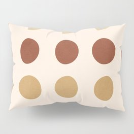 Flow of the Phases Pillow Sham