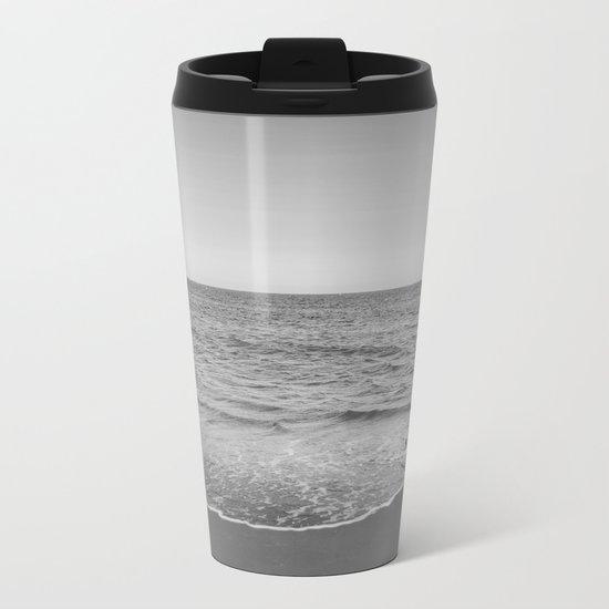BEACH DAYS XXIV Metal Travel Mug
