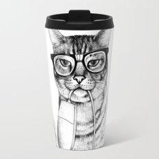 Mac Cat Travel Mug